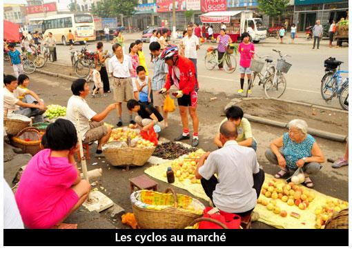 paris yuan marché